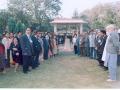 Delegates/Observers at the Gandhi Smriti