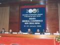 Hon'ble Secretary-General of Lok Sabha, Shri G.C. Malhotra speaking at the inaugural function