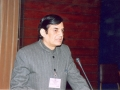 The President of APLAP, Shri R.C. Ahuja welcoming the gathering at the inaugural function